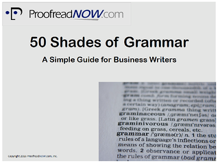 50 Shades of Grammar e-book cover page